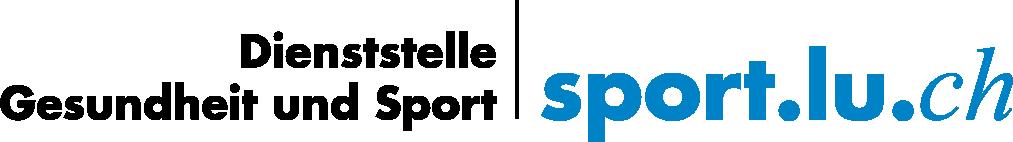 Logo Dienststelle Gesundheit und Sport