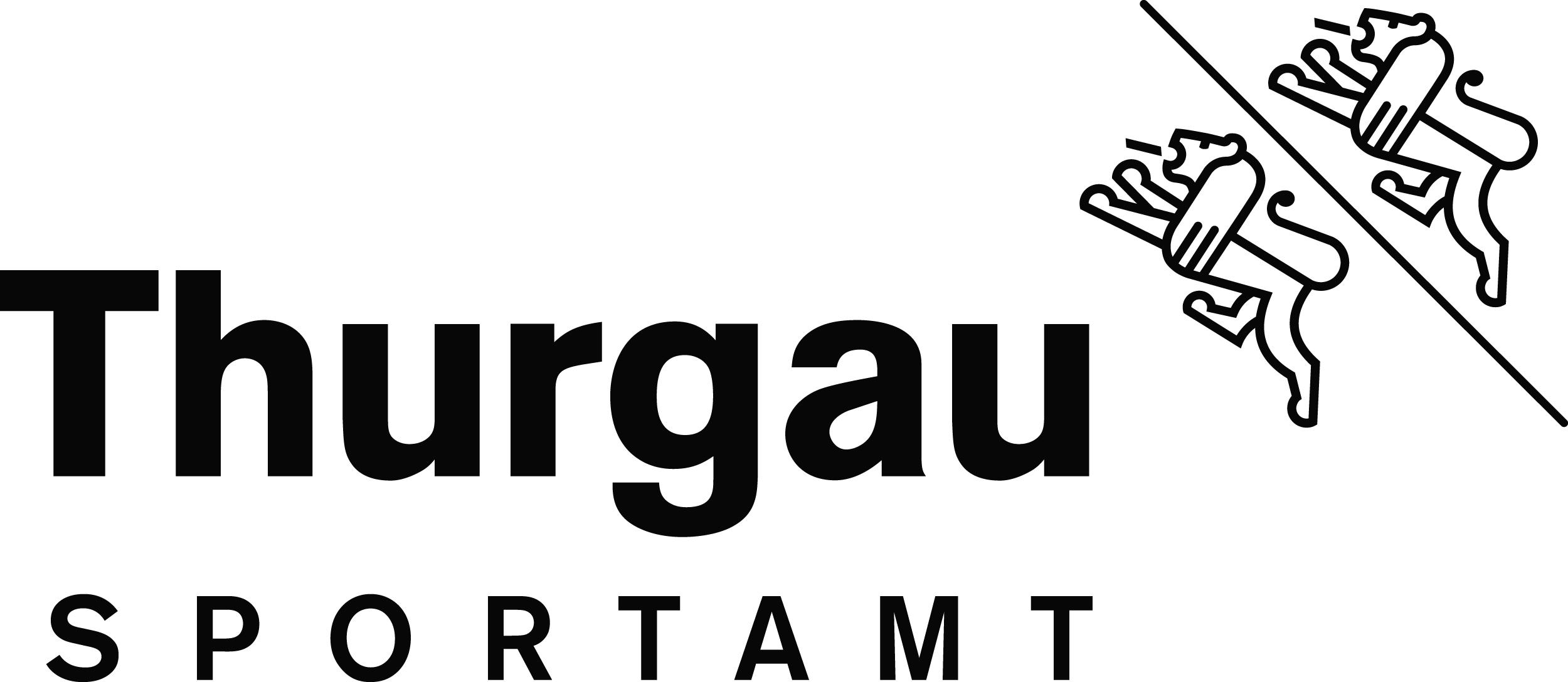 Logo Sportamt Kanton Thurgau