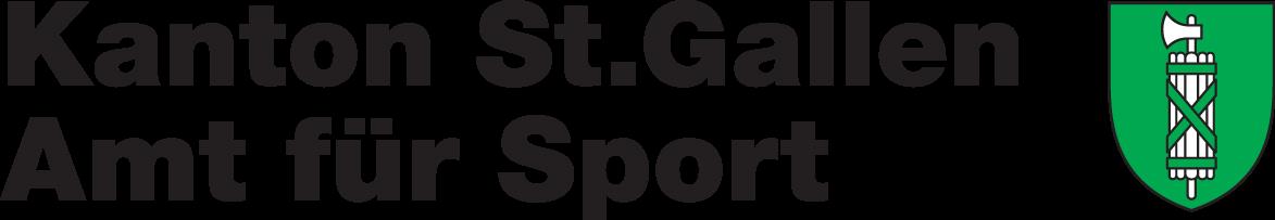 Logo Amt für Sport St. Gallen